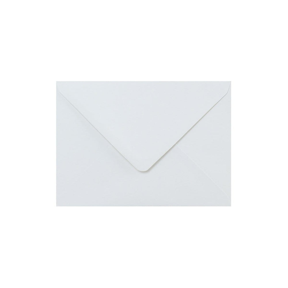 C7 White Recycled Gummed Diamond Flap Greeting Envelopes [Qty 1,000] 82 x 113mm