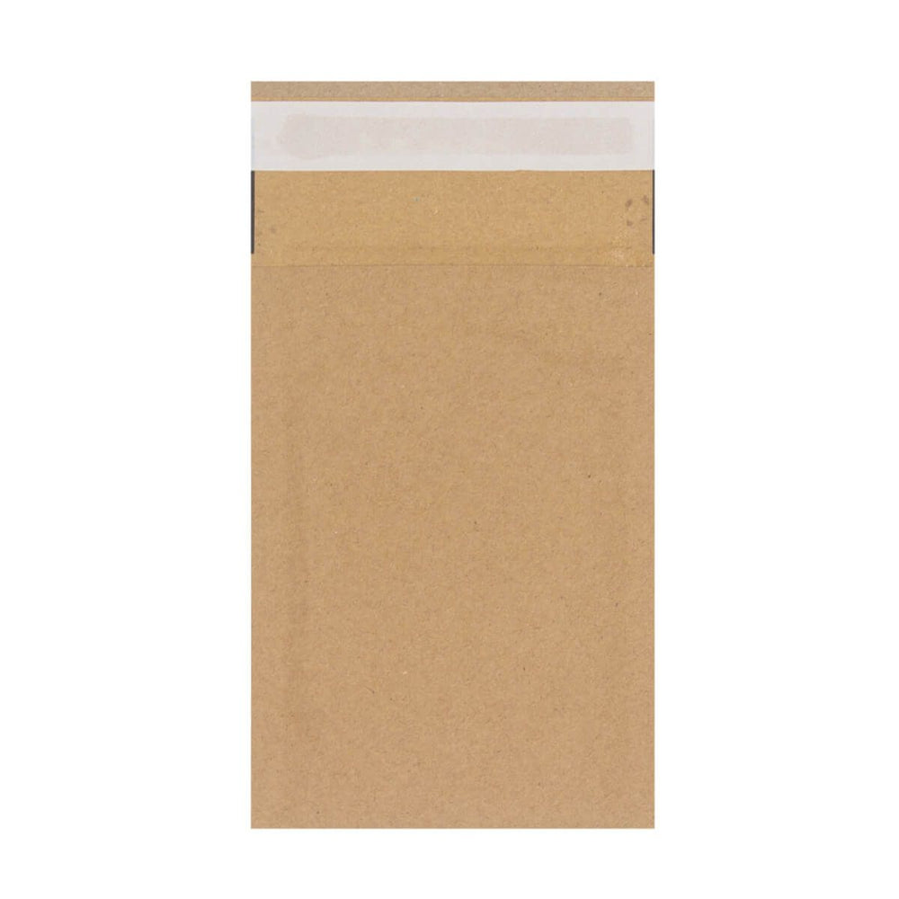 165mm x 100mm Recycled Manilla Padded Bubble Bag Mailer Envelope [Qty 200]