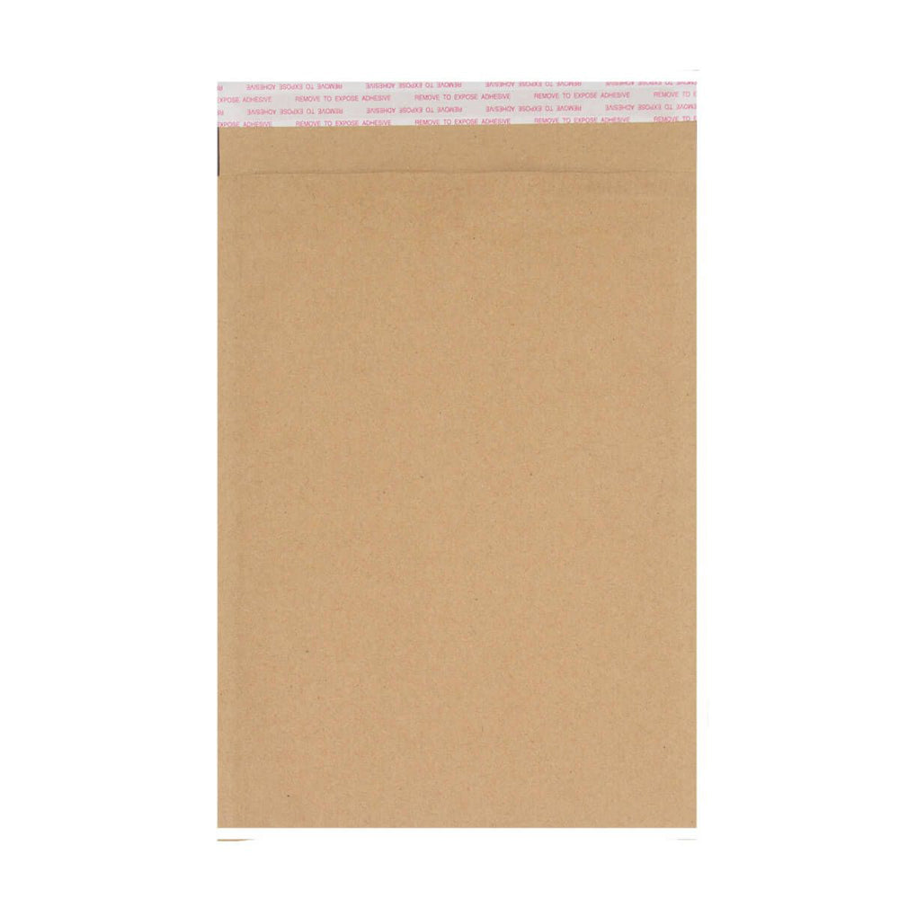 265mm x 180mm Recycled Manilla Padded Bubble Bag Mailer Envelope [Qty 100] (4456883421273)
