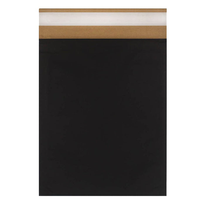 470mm x 350mm Eco Friendly Recyclable Black Padded Envelope [Qty 50]