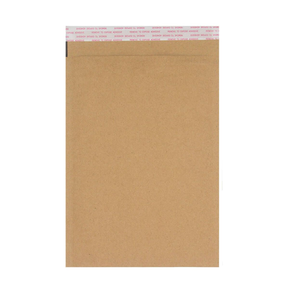 215mm x 150mm Recycled Manilla Padded Bubble Bag Mailer Envelope [Qty 100] (4340759265369)