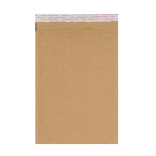 215mm x 150mm Recycled Manilla Padded Bubble Bag Mailer Envelope [Qty 100]