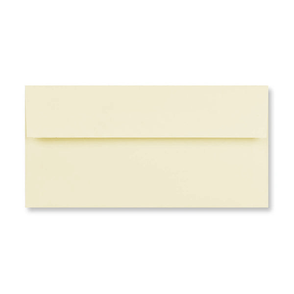 DL Conqueror Cream 120gsm Laid Peel & Seal Wallet Envelopes [Qty 500] 110 x 220mm (4424007549017)