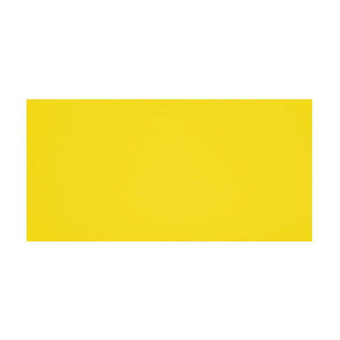 DL Canary Yellow 120gsm Peel & Seal Envelopes [Qty 500] 114 x 229mm
