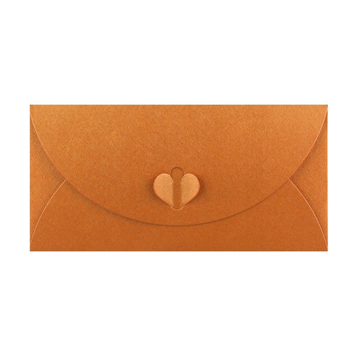 DL Copper Butterfly Envelopes [Qty 50] 110 x 220mm (2131394134105)