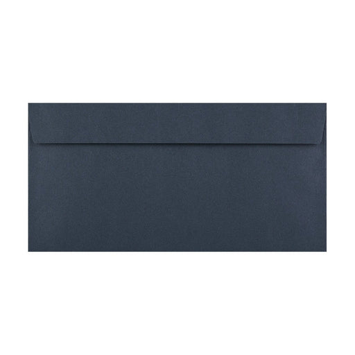 DL Dark Blue 120gsm Peel & Seal Envelopes [Qty 500] 110mm x 220mm