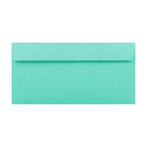 DL Duck Egg Blue 120gsm Peel & Seal Envelopes [Qty 500] 110mm x 220mm (2131413925977)