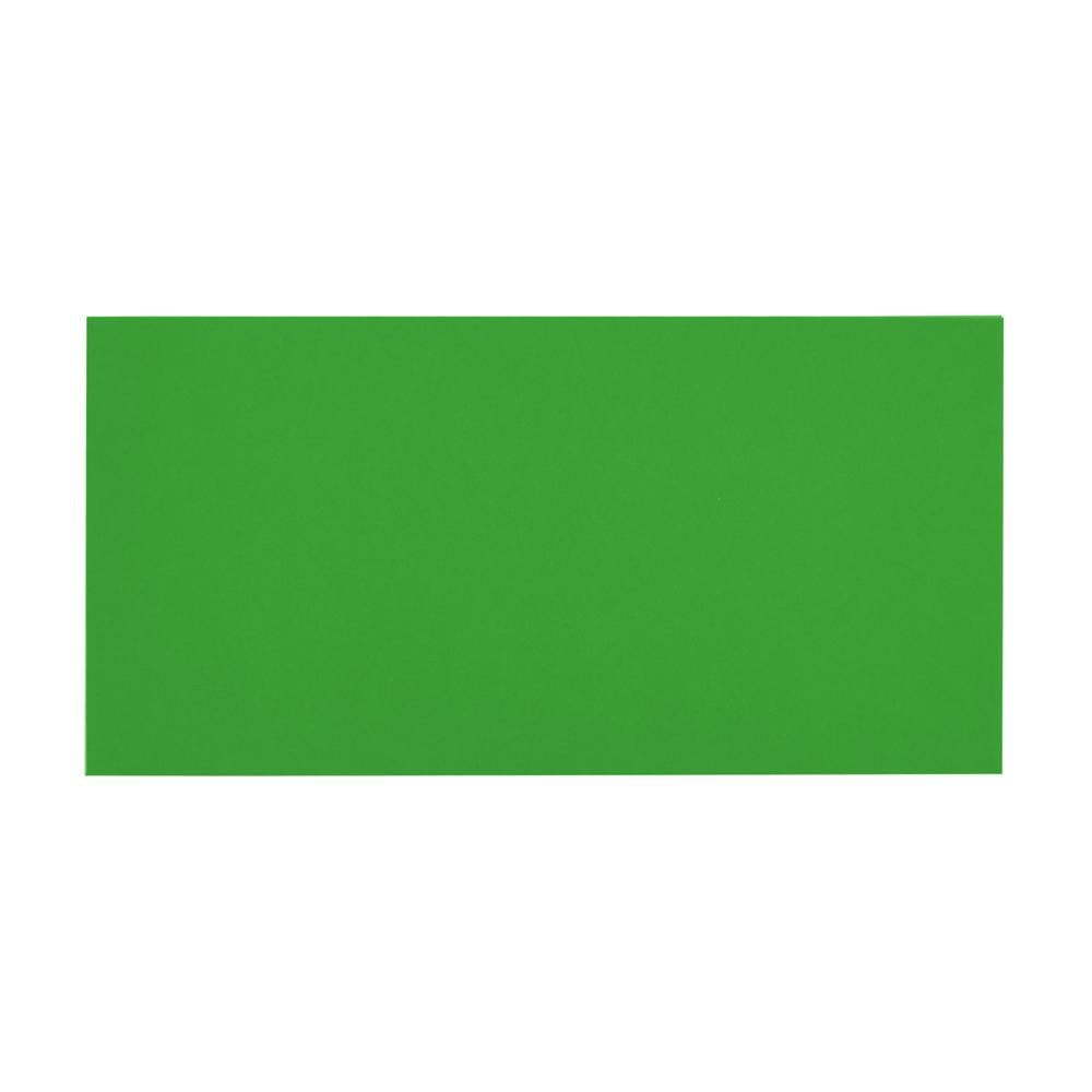 DL Mid Green 120gsm Peel & Seal Envelopes [Qty 500] 114 x 229mm (2131345211481)