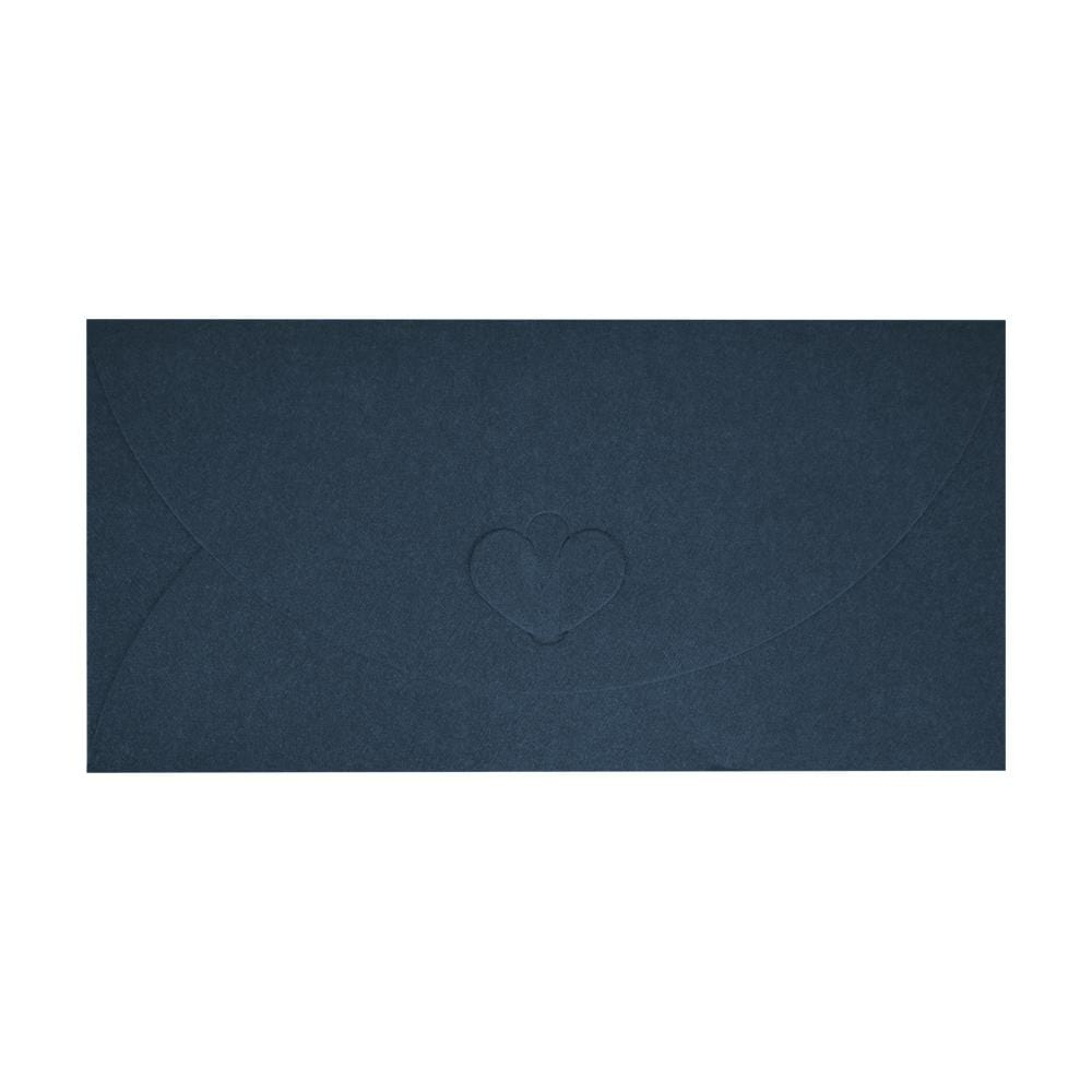 DL Navy Blue Butterfly Envelopes [Qty 50] 110 x 220mm (2131343245401)