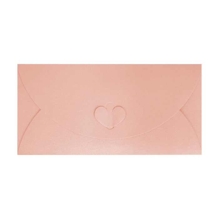 DL Pink Butterfly Envelopes [Qty 50] 110 x 220mm (2131342393433)