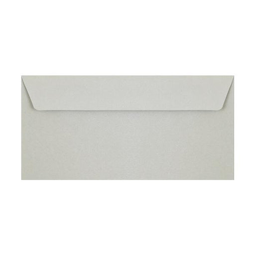 DL Platinum Textured 120gsm Peel & Seal Envelopes [Qty 250] 110 x 220mm