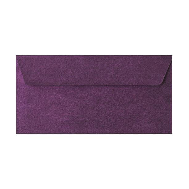 DL Violet Textured 120gsm Peel & Seal Envelopes [Qty 250] 110 x 220mm (2131082969177)