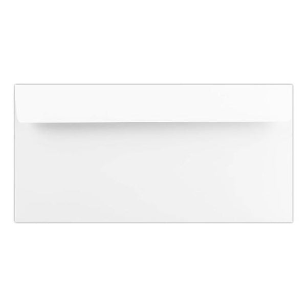 DL White Premium Ultra Wallet 120gsm Peel & Seal Envelopes [Qty 500]