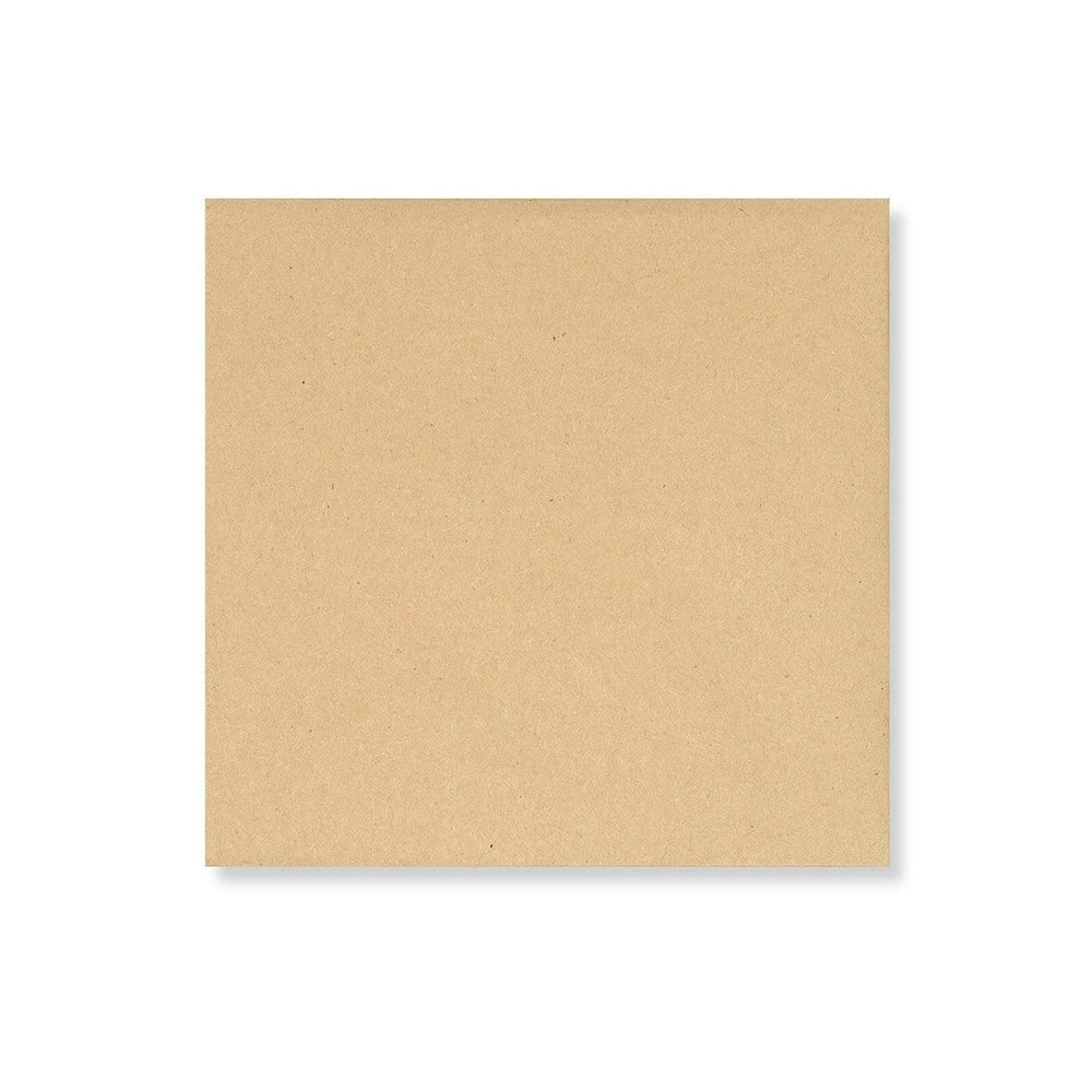 140 x 140mm Manilla Board Back Envelopes [Qty 125] (2131444170841)