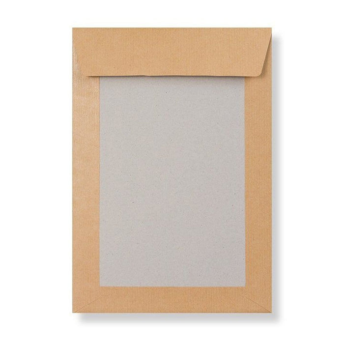 166 x 266mm Manilla Board Back Envelopes [Qty 125] (2131444727897)