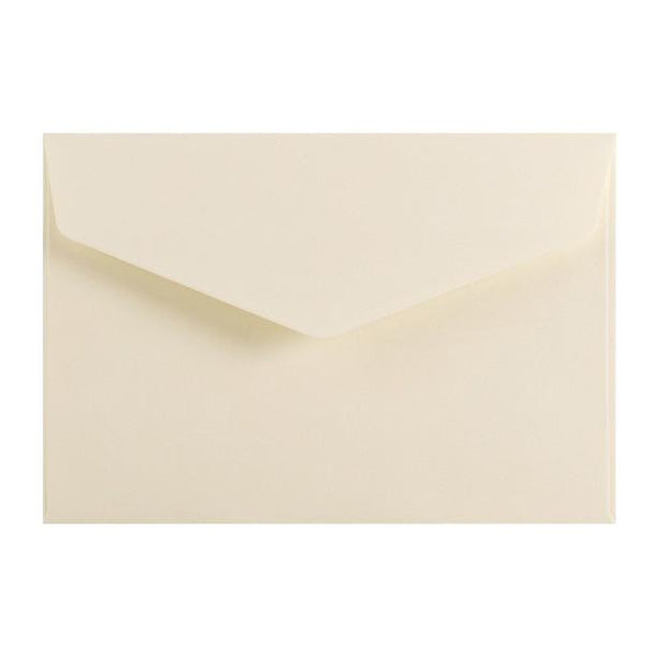 Ivory Cream Business Card Envelopes 120gsm Peel & Seal [Qty 250] 62 x 94mm (2131320864857)