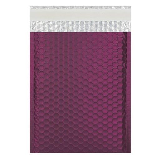 C3 Matt Burgundy Padded Bubble Envelopes [Qty 50] 320mm x 450mm (2131224100953)