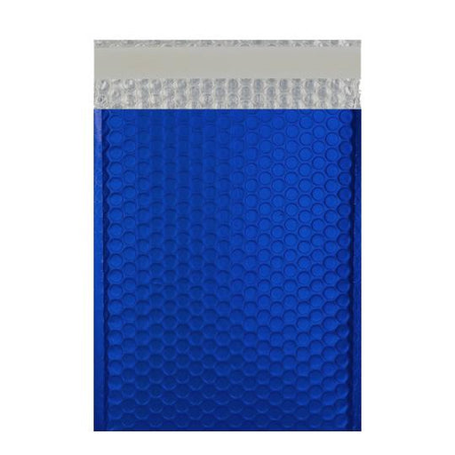 C5+ Matt Dark Blue Padded Bubble Envelopes [Qty 100] 180mm x 250mm (2131221282905)