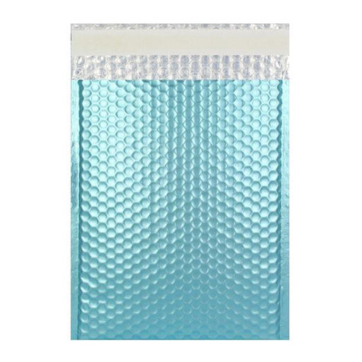C4 Matt Ice Blue Padded Bubble Envelopes [Qty 100] 230mm x 324mm (2131223478361)