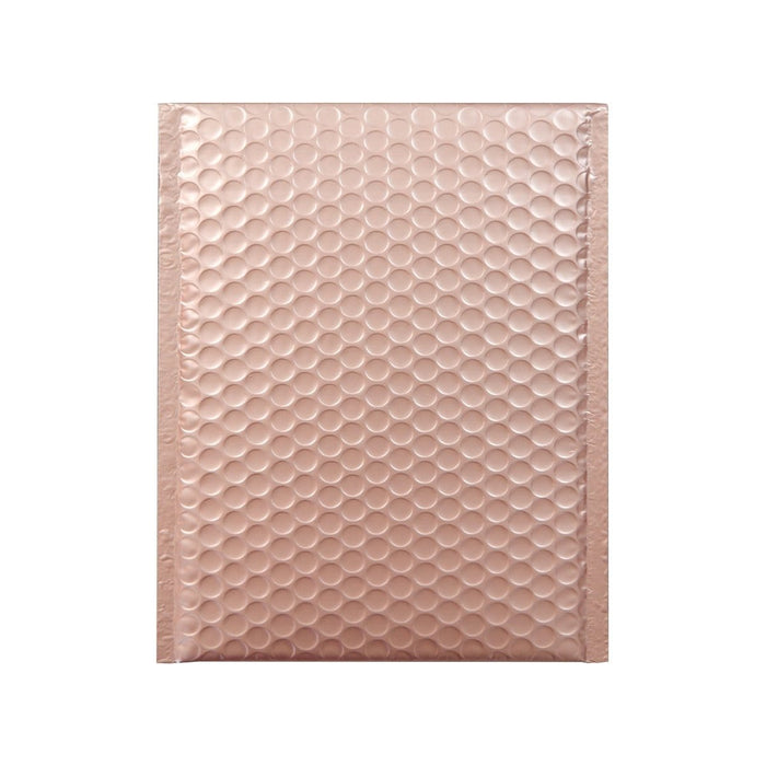 C3 Matt Rose Gold Blush Padded Bubble Envelopes [Qty 50] 320mm x 450mm