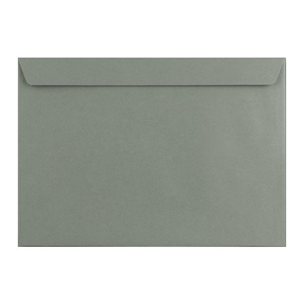 C4 Christian Grey Envelopes To Fit A4 [Qty 250] 120gsm Peel & Seal 229 x 324mm (2131318243417)