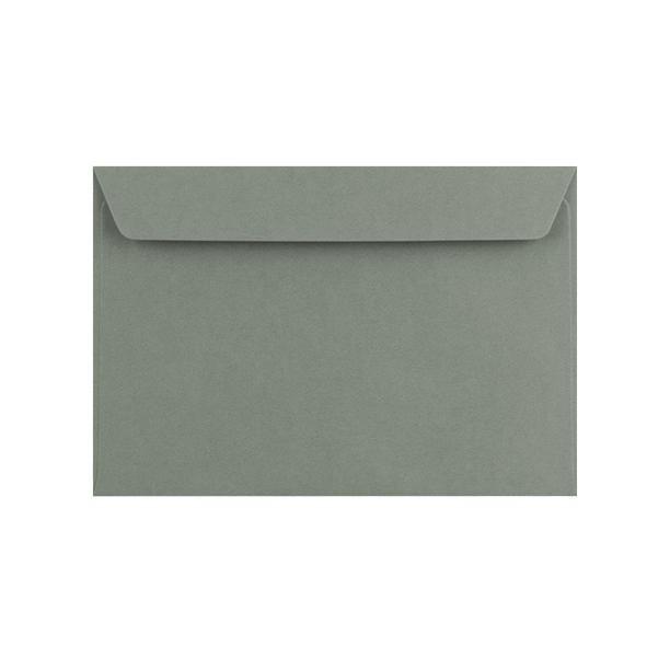 C6 Christian Grey Envelopes [Qty 250] 120gsm Peel & Seal 114 x 162mm (2131331022937)