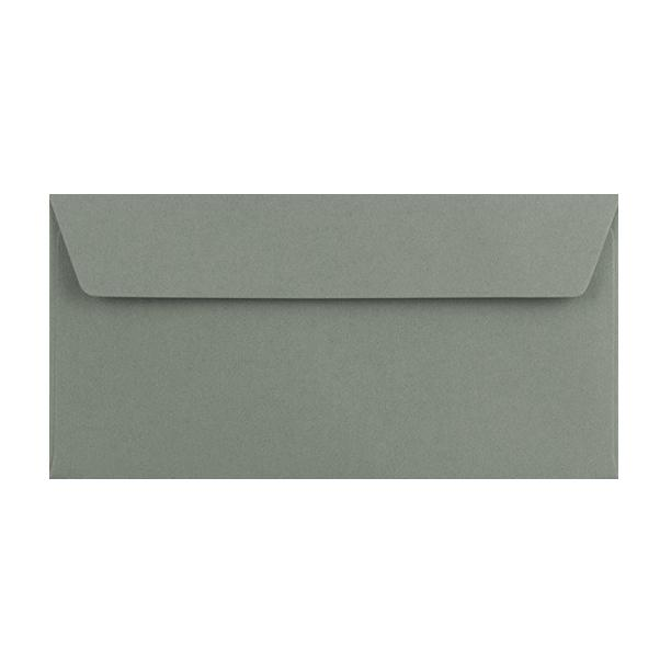 DL Christian Grey Envelopes [Qty 250] 120gsm Peel & Seal 110 x 220mm (2131317194841)