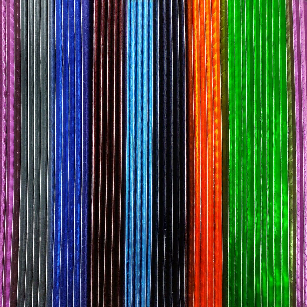 C3 Multi Colour Mixed Matt Metallic Padded Bubble Envelopes [Qty 50] 320mm x 450mm (2131457605721)