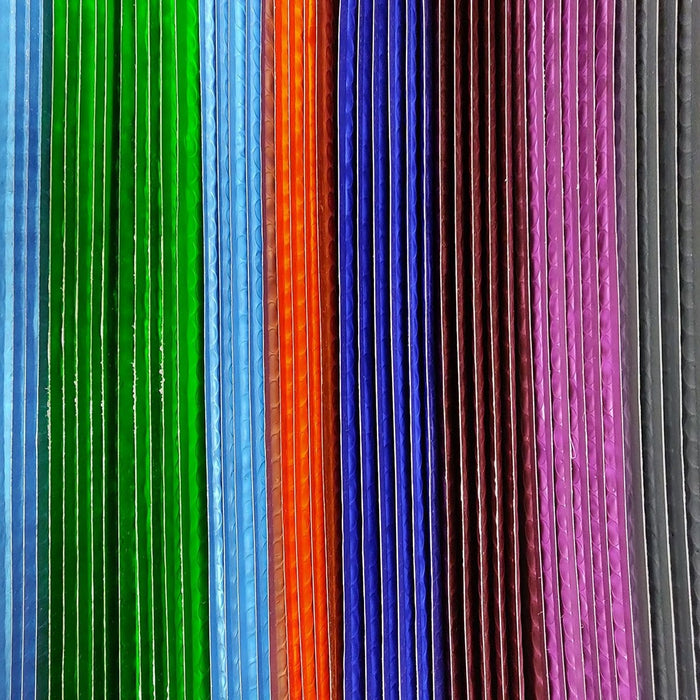 C3 Multi Colour Mixed Matt Metallic Padded Bubble Envelopes (Box 2) [Qty 50] 320mm x 450mm (2131457736793)