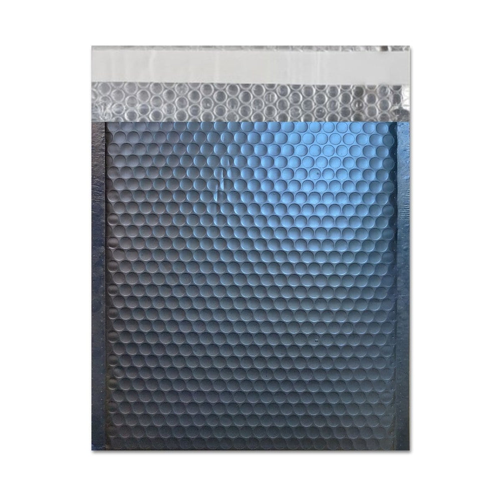 C4 Navy Matt Padded Bubble Envelopes [Qty 100] 230mm x 324mm