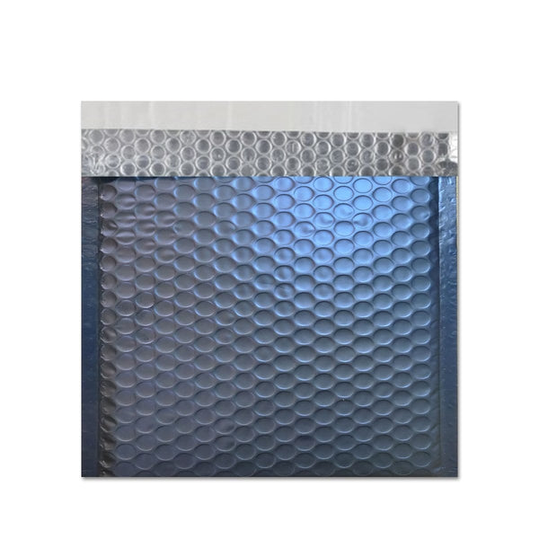 165 x 165 Matt Navy Padded Bubble Envelopes [Qty 100]