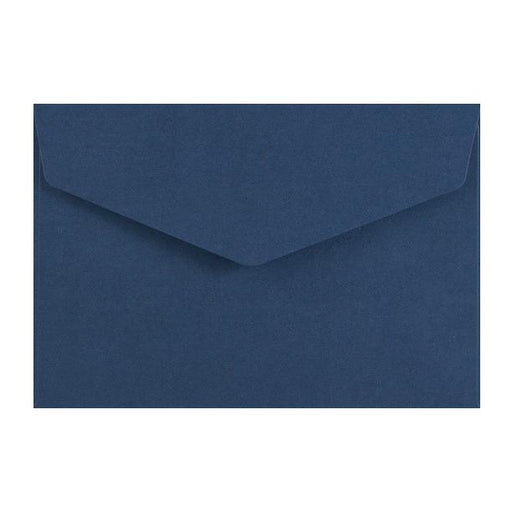 Navy Blue Business Card Envelopes 120gsm Peel & Seal [Qty 250] 62 x 94mm (2131320602713)