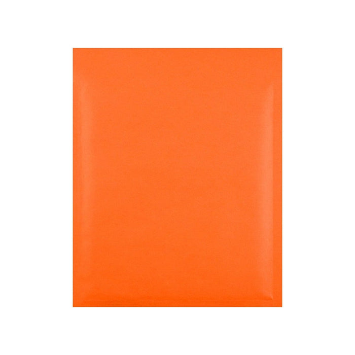 190 x 270 Orange Padded (Paper Finish) Bubble Envelopes [Qty 100]