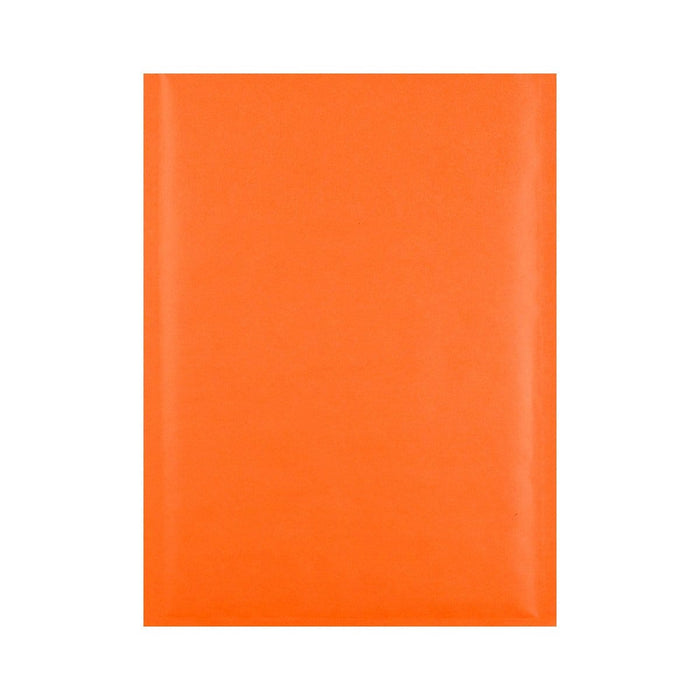C4 Orange Padded (Paper Finish) Bubble Envelopes [Qty 100] 230 x 324mm