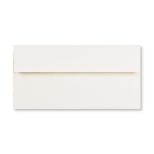 DL Diamond White 120gsm CX22 Peel & Seal Wallet Envelopes [Qty 500] 110 x 220mm (4423759102041)