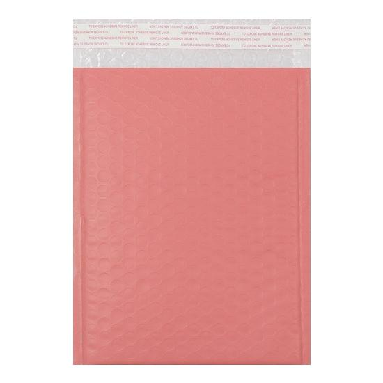 C5+ Poly Matt Baby Pink Padded Bubble Envelopes [Qty 100] 180mm x 250mm (2131345637465)