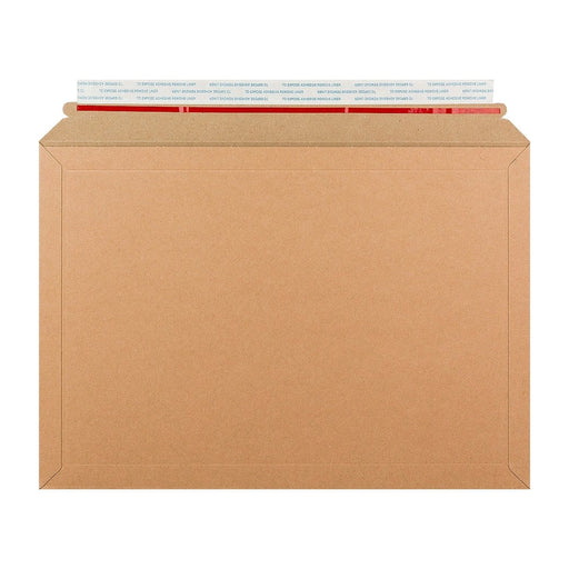 Rigid Cardboard Envelopes 249 x 352mm [Qty 100] (2131425951833)