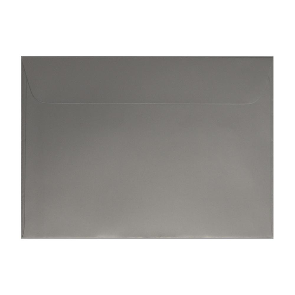 C6 Metallic Silver 130gsm Peel & Seal Envelopes [Qty 250] 114 x 162mm