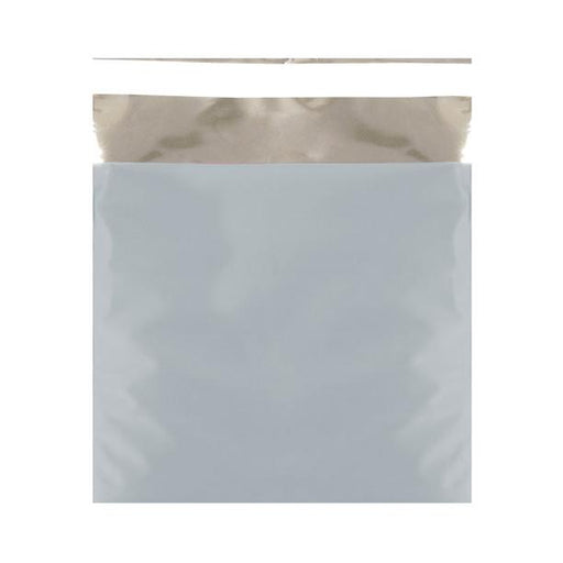 165 x 165 Matt Ice Blue Foil Bags [Qty 250] (2131332169817)