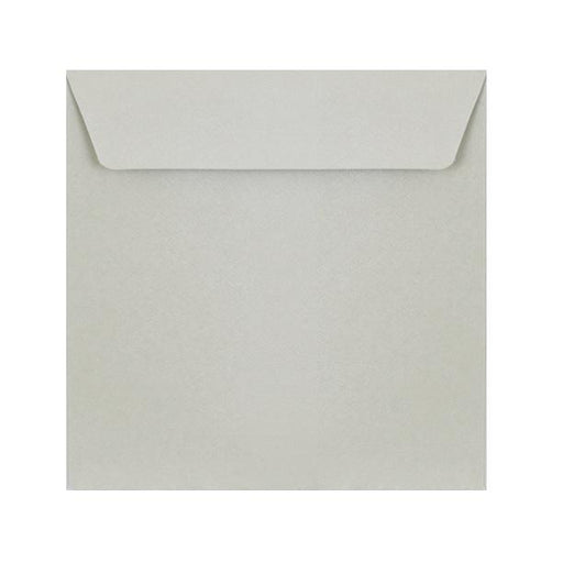 130 x 130 Platinum Textured 120gsm Peel & Seal Envelopes [Qty 250]