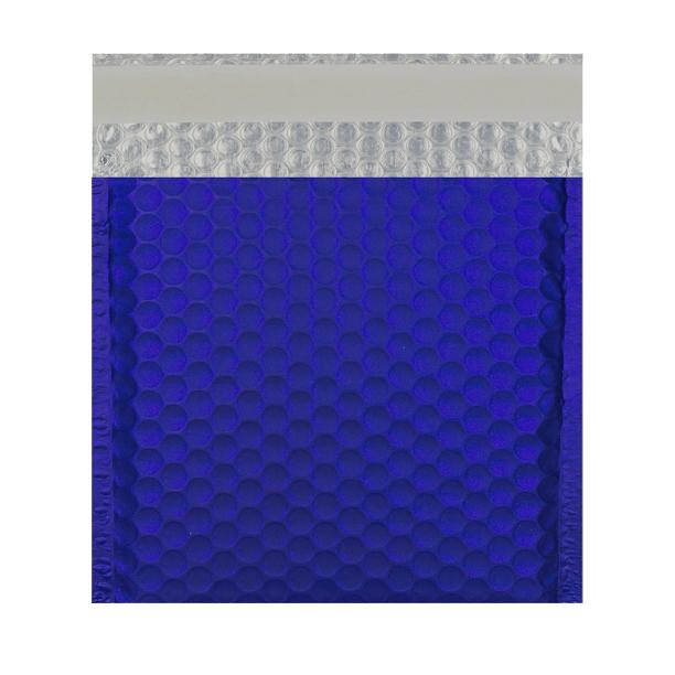 165 x 165 Matt Dark Blue Padded Bubble Envelopes [Qty 100] (2131219808345)