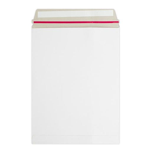 178 x 241 White 350gsm Board Peel & Seal Envelopes [Qty 200]