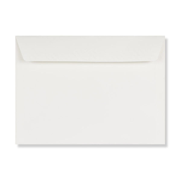 C4 Conqueror White 120gsm Window Wove Peel & Seal Wallet Envelopes [Qty 250] 324 x 229mm (4165895290969)