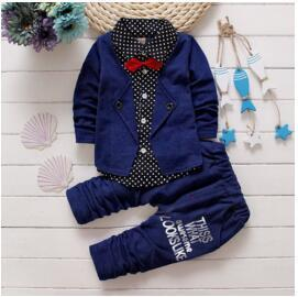 Colin Suit Set Blue / 24M Mollycoddle Me Baby Boy Sets mollycoddle-me.myshopify.com Mollycoddle Me