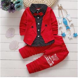Colin Suit Set Red / 24M Mollycoddle Me Baby Boy Sets mollycoddle-me.myshopify.com Mollycoddle Me