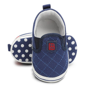 Baby boy Moccasins Slip-On Shoes  Mollycoddle Me Baby Boy Shoes mollycoddle-me.myshopify.com Mollycoddle Me
