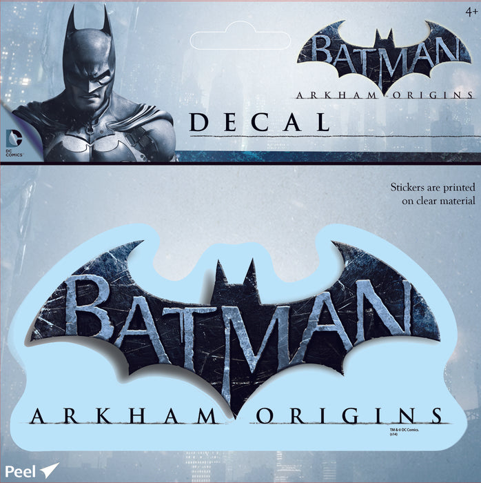 Batman - Arkham Origins Logo