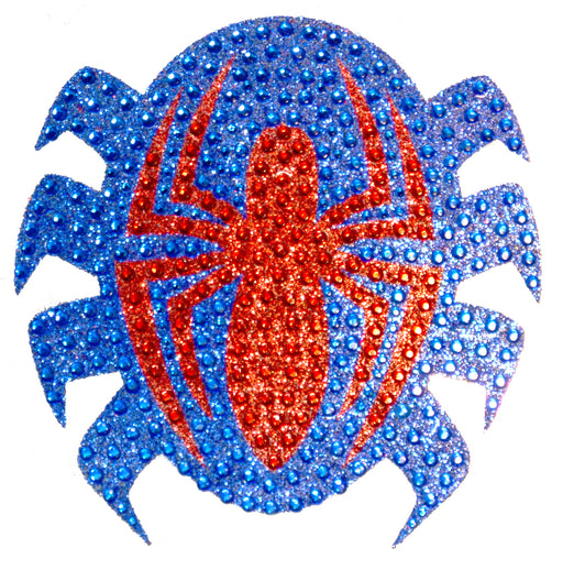 Spider-Man Logo Crystal Decal