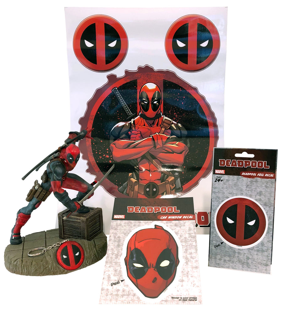 Deadpool Maximum Effort Bundle