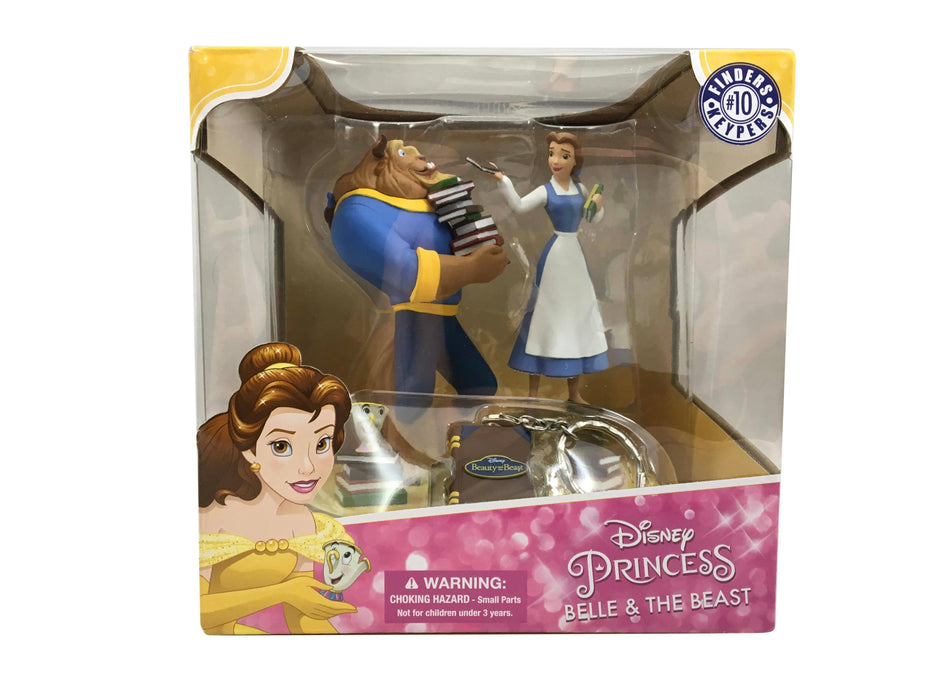 Disney Belle And Beast Compact Keypers